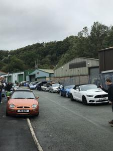 51.MGFs & MG TFs at Topless Around The Peak District Charity Run 2018 at MGFnTFBITZ raising money for UK Homes 4 Heroes