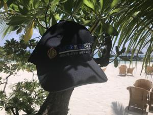 MGFnTFBITZ clothing goes global - MGFnTFBITZ baseball cap in the Maldives - MGFnTFBITZ Customers Cars Gallery