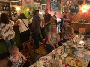 1005 Celebrations the night before Topless Around The Peak District MGFnTFBITZ