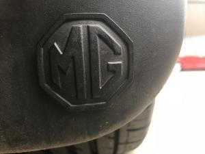 MGF Rear MG Mudflap at MGFnTFBITZ
