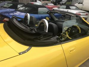 MGF Yellow Trophy 160 Subframe Renovations finished & ready to go at MGFnTFBITZ 7