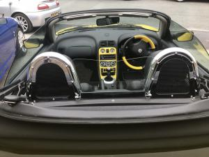 MGF Yellow Trophy 160 Subframe Renovations finished & ready to go at MGFnTFBITZ 8