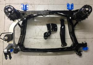 MG TF Nocturne 160 Rear Subframe Renovation at MGFnTFBITZ refurbished subframe to be fitted